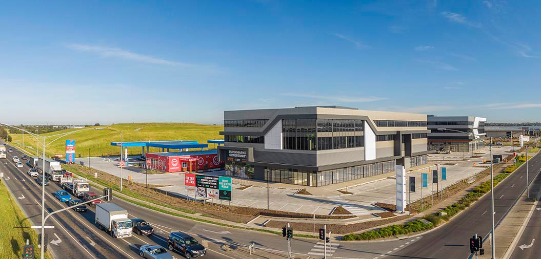 Logis Connect · Dandenong South · Retail Office Precinct